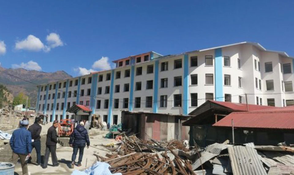 Hospital becoming a destination for quality treatment in Karnali