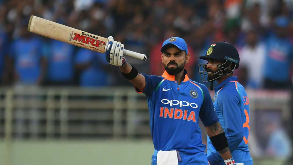 'Go and live somewhere else,' Indian cricket captain Virat Kohli tells critical home fans