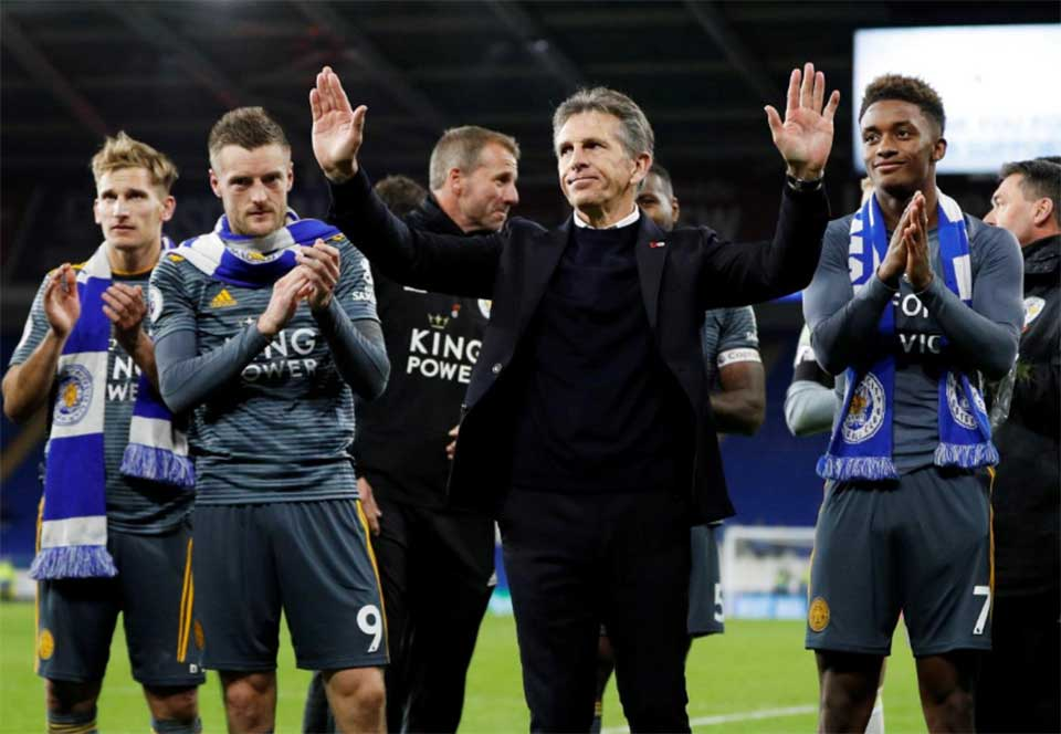 Emotions high as Gray seals Leicester win on testing day