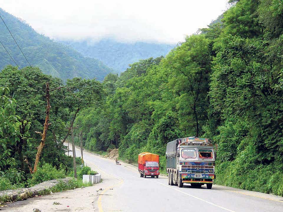 No more hassles along Naryanghat-Mugling road