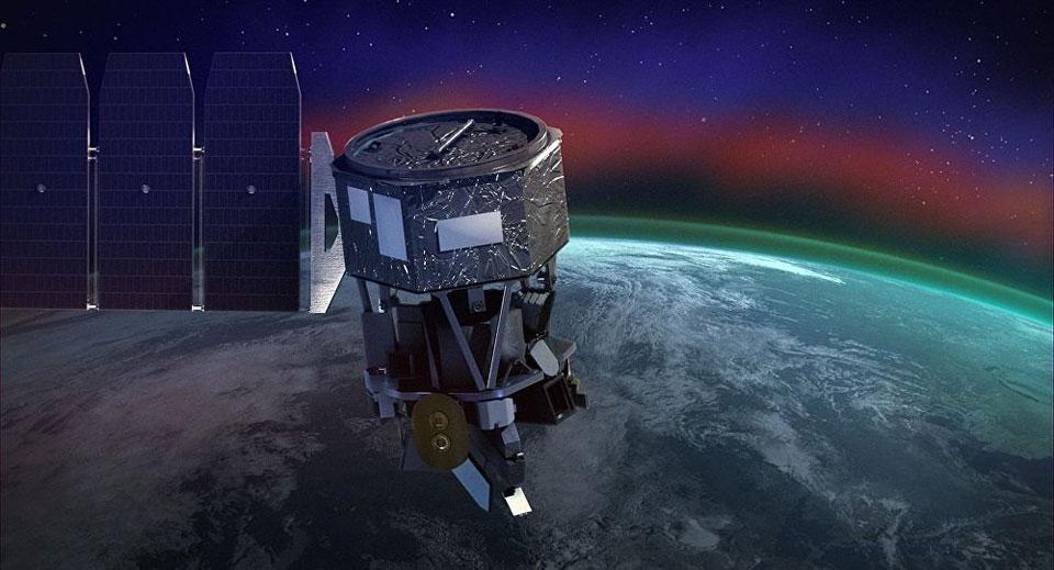 NASA's ICON mission launches satellite to Ionosphere