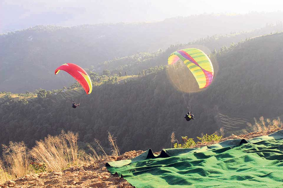 Slovenia takes lead in Paragliding Accuracy World Cup, Nepal fifth