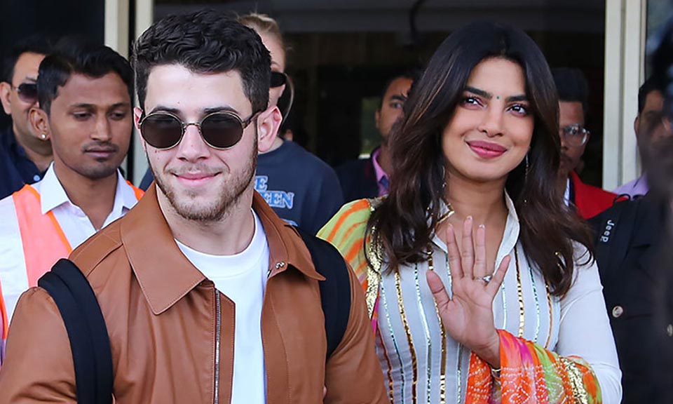 Priyanka Chopra-Nick Jonas get married in a Christian ceremony