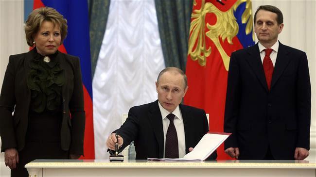 Putin endorses deal for Iran-EEU free trade zone