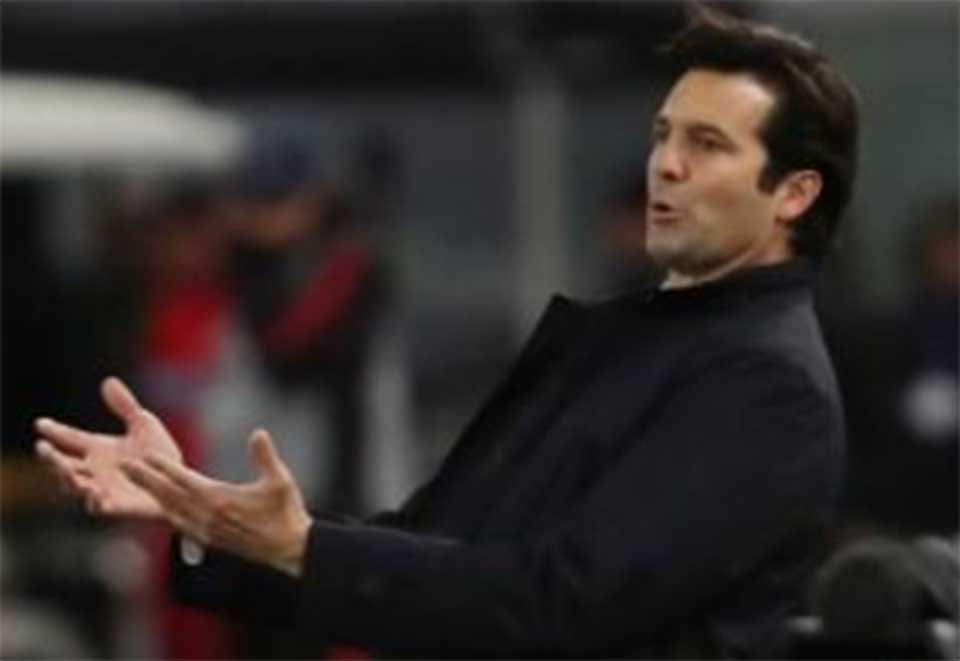 Solari happy to see Real move on from Eibar collapse