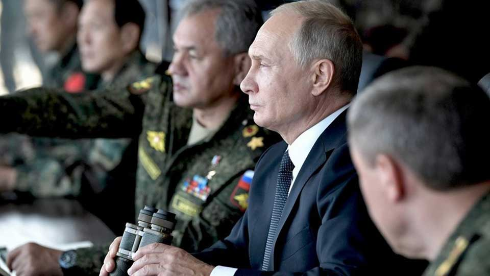 Russia won't be dragged into new arms race, but will respond to US withdrawal from INF – Putin