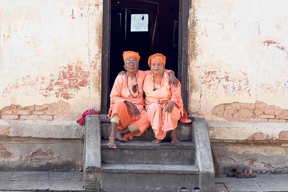 Souls of my city: Sannyas life in Pashupatinath