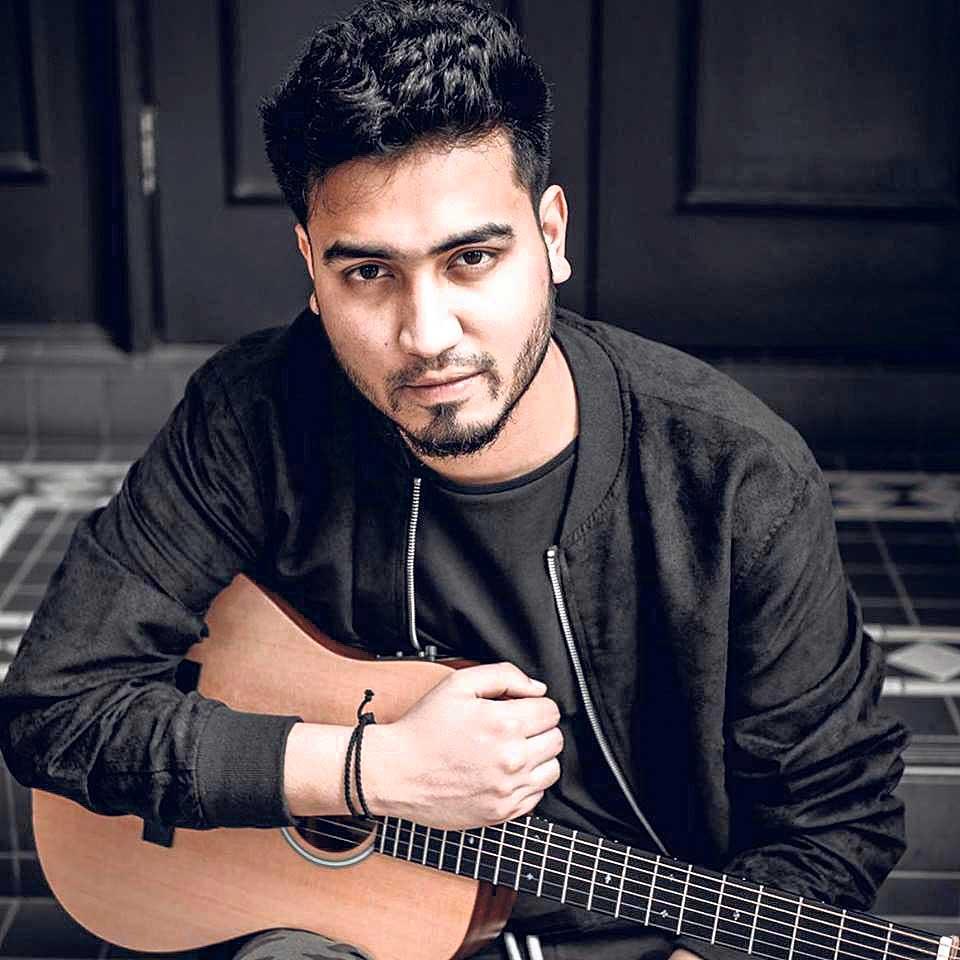 Sushant KC features on Radio Nagarik