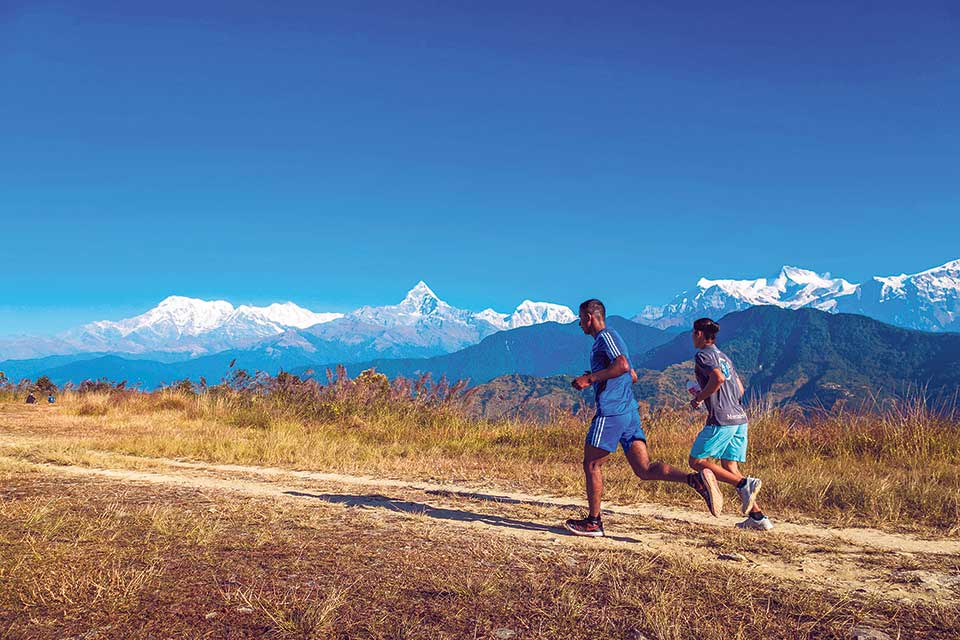 Trail Race Series: Creating the foundation of sports tourism
