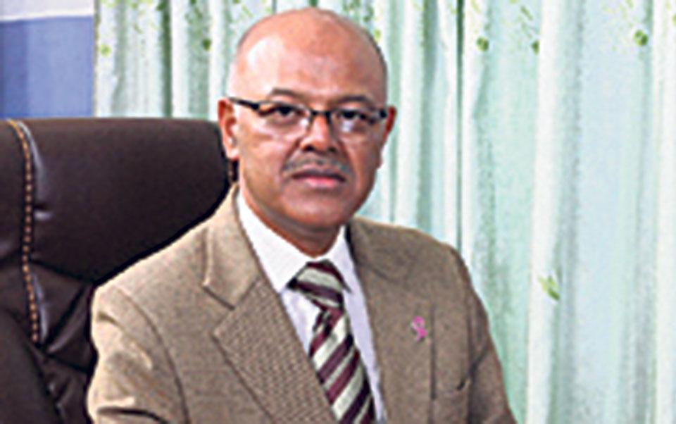 Dr Bhaktaman Shrestha convicted of corruption