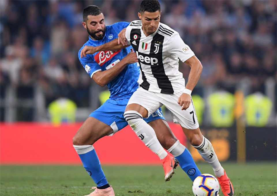 Ronaldo ready to play despite rape allegations - Juventus coach