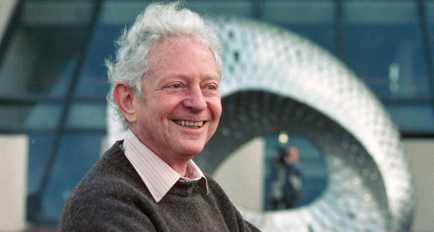 Leon Lederman, who won Nobel Prize for key discoveries in particle physics, dies at 96