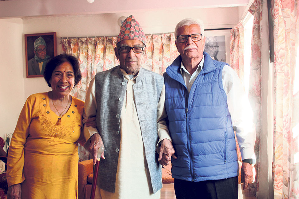 Dashain in Rashtra Kavi's eyes