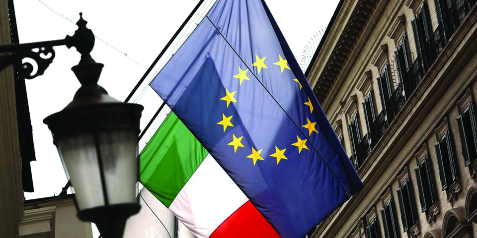 Will Italy sink Europe?