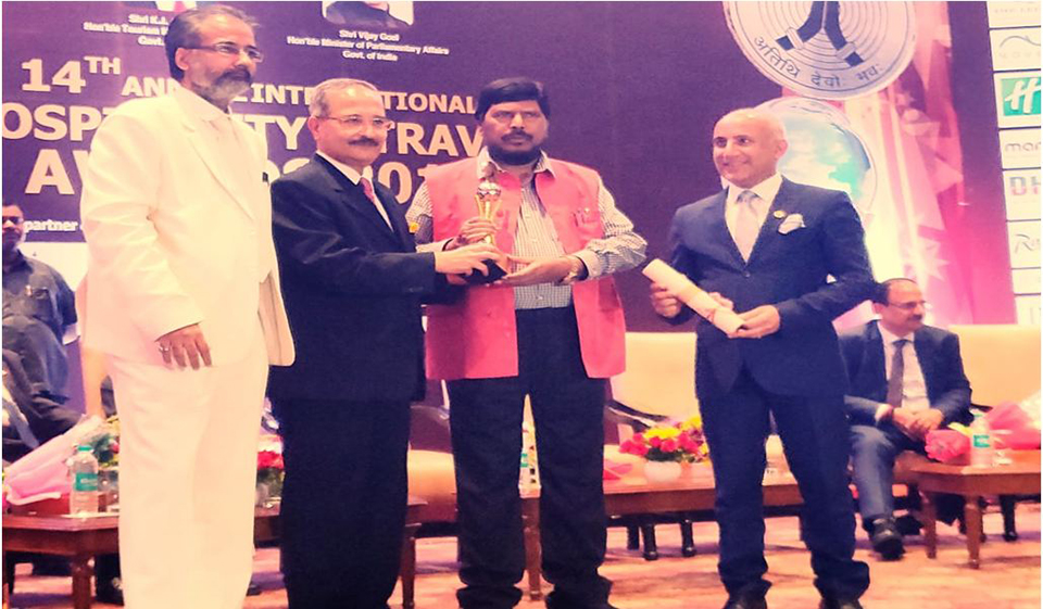 Hotel Soaltee Nepalgunj bags international award