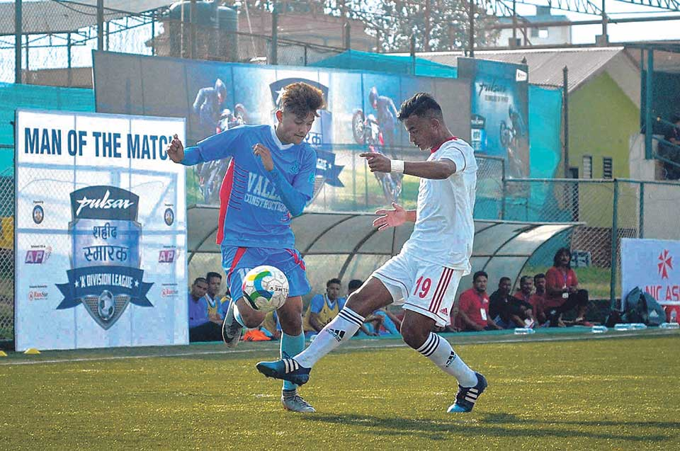 Machhindra manages to hold Chyasal to goalless draw as Hemanta misses penalty