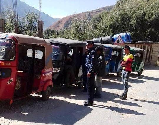 Eight rickshaws seized from Jumla