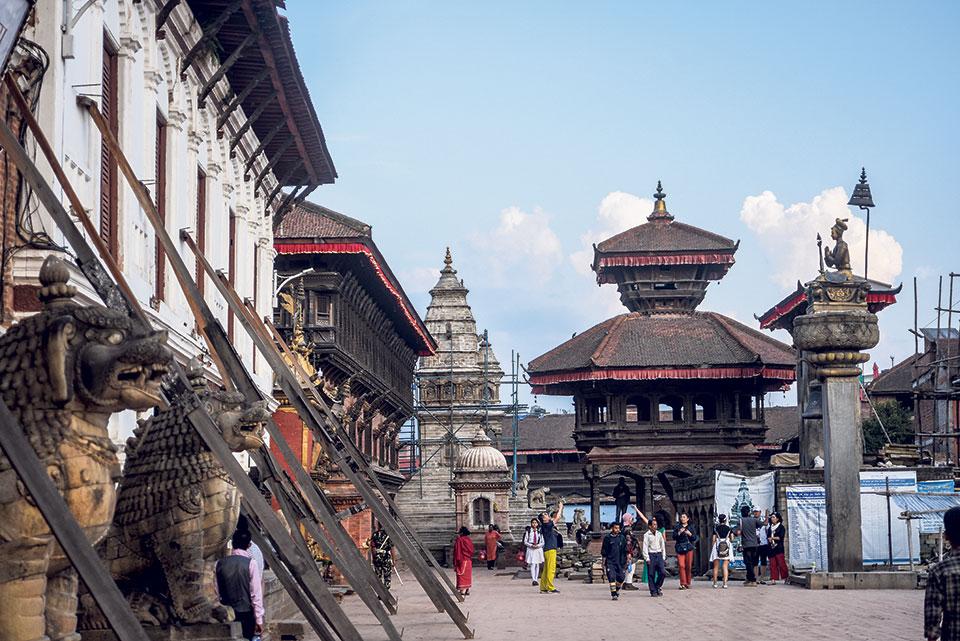 Beguiling Bhaktapur