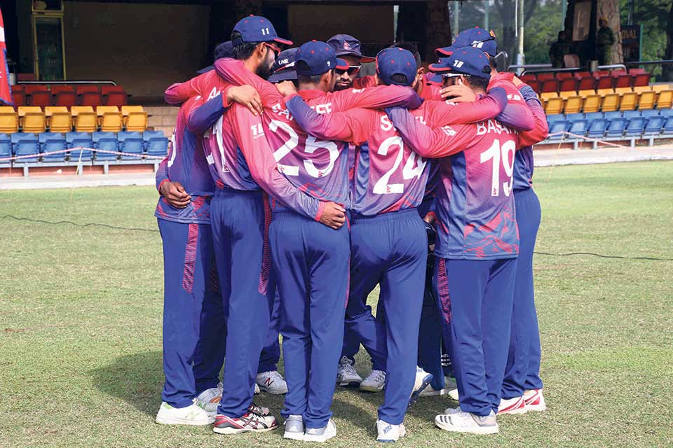 Nepal mauls China in record win