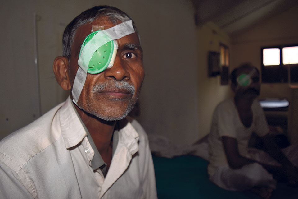 Affordable eye treatment at SCEH a boon to the poor