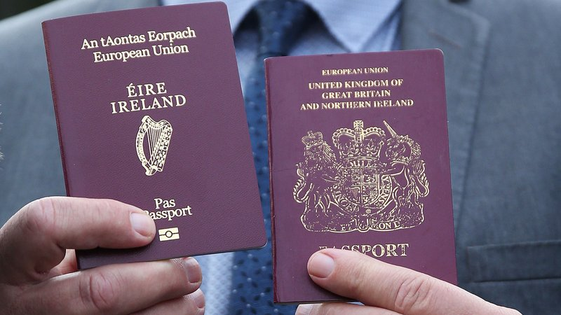 Demand for Irish passports surges as Brexit nears