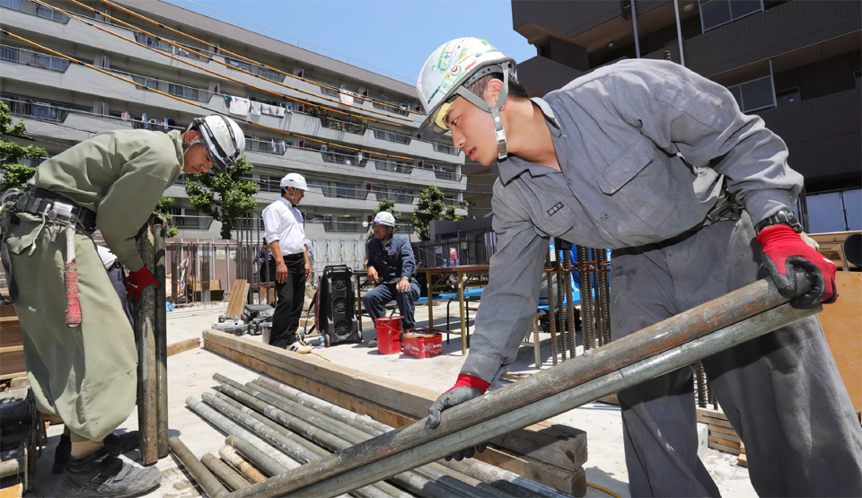 Japan's new language test designed to ease labor immigration
