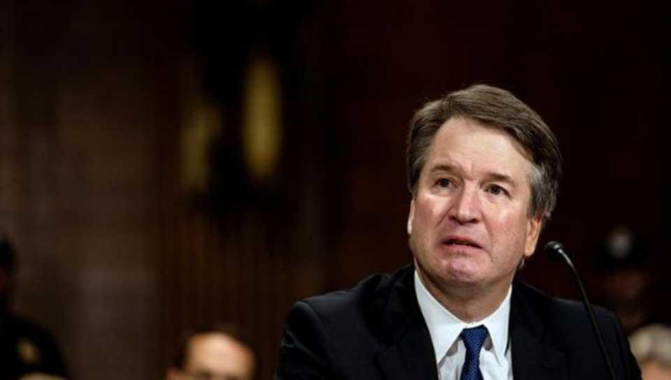 US Senate votes to advance Supreme Court nominee Kavanaugh