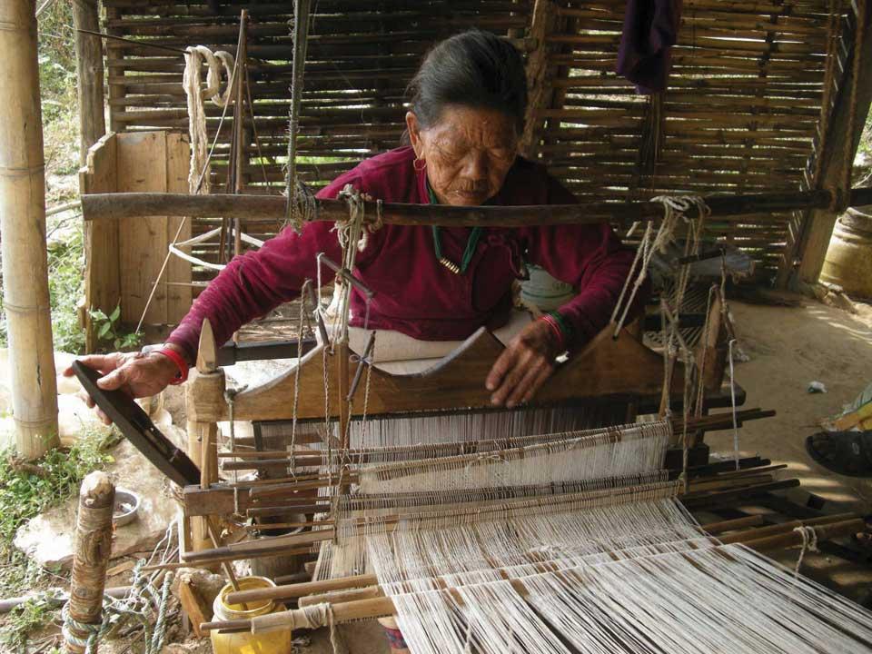 Khadi industry makes a comeback in Khotang