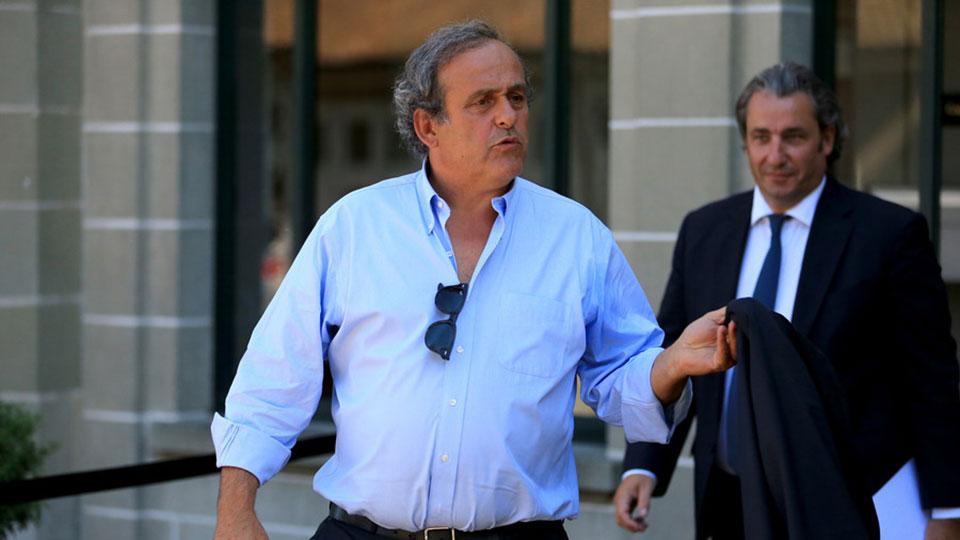 'Slanderous denunciation': Disgraced ex-UEFA boss Platini files complaint over FIFA 'conspiracy'