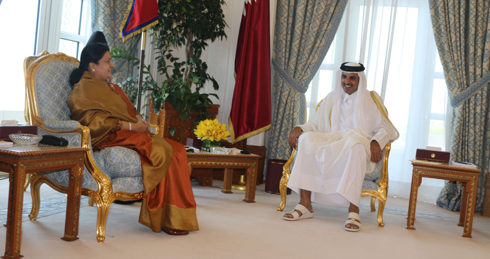Nepal, Qatar sign MoU in two separate issues