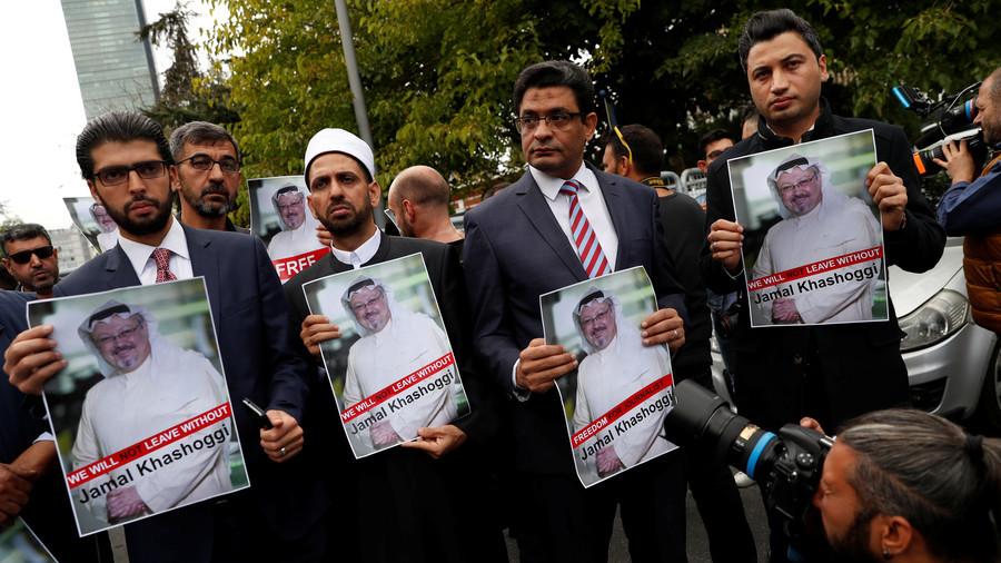 Now it's personal: WaPo editor takes on 'Saudi murderers' over missing columnist Khashoggi