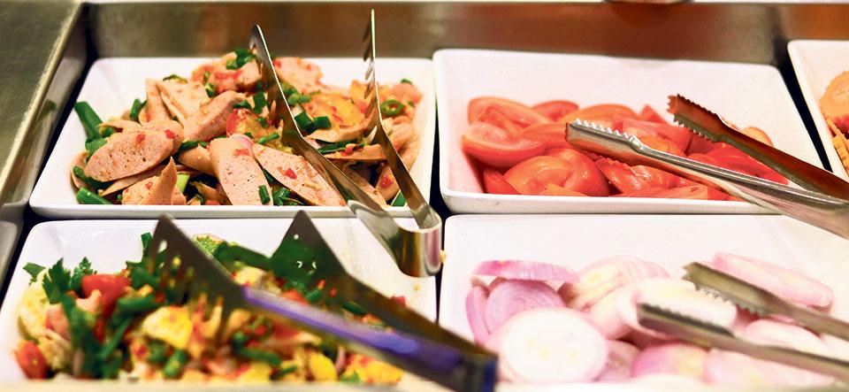 Thai Food Festival at Fairfield by Marriott