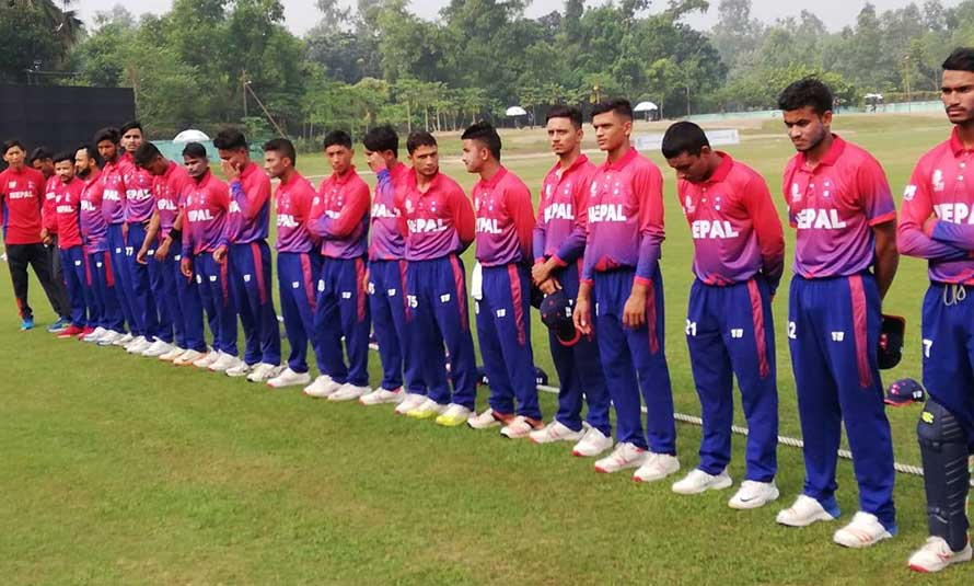U-19 Asia Cup: UAE sets target of 269 runs for Nepal to chase