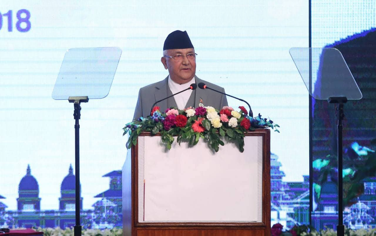 Prime Minister Oli to leave for Switzerland on January 20
