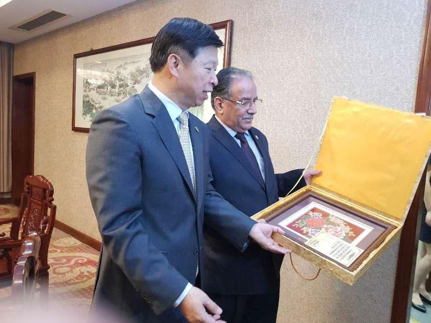 Construction of Lhasa-Kerung-Kathmandu-Lumbini railway emphasized