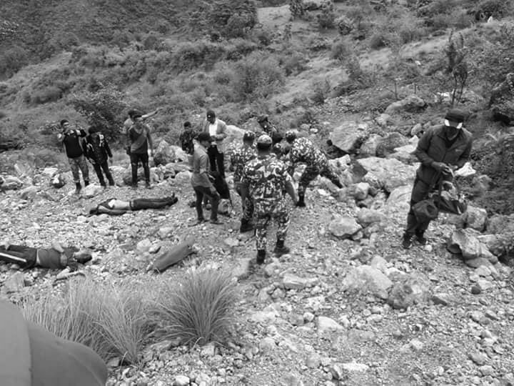 Death toll in Rukum jeep mishap climbs to 7; deceased identified