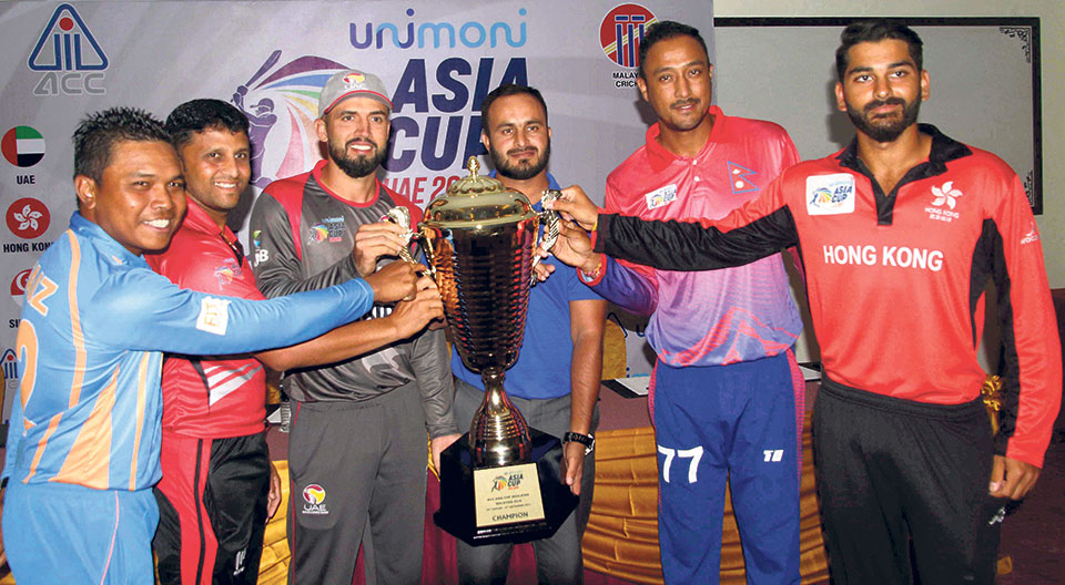 Nepal secures second straight win in ACC Qualifiers