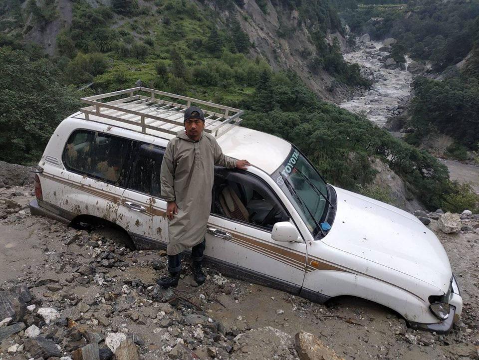 Beni-Jomsom road 'unsafe'