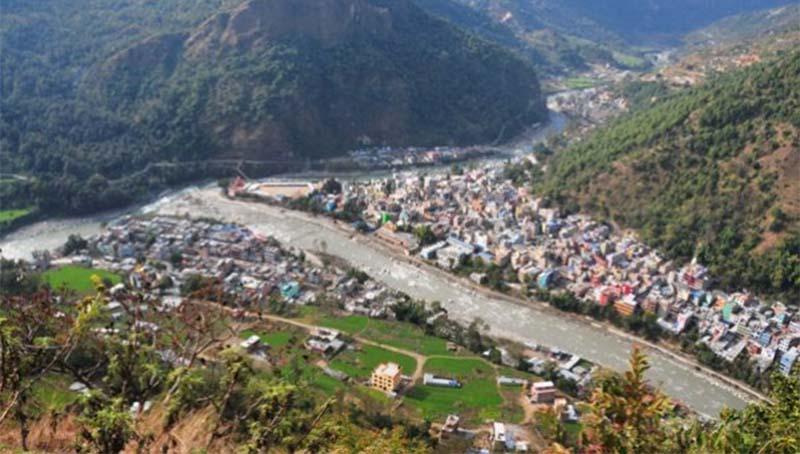 2 school buildings, toilet swept away in Myagdi