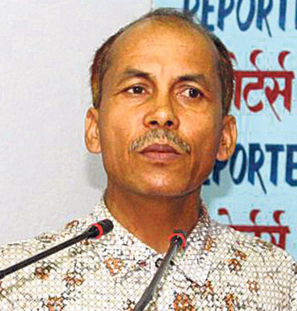 My life is in danger, says probe committee member