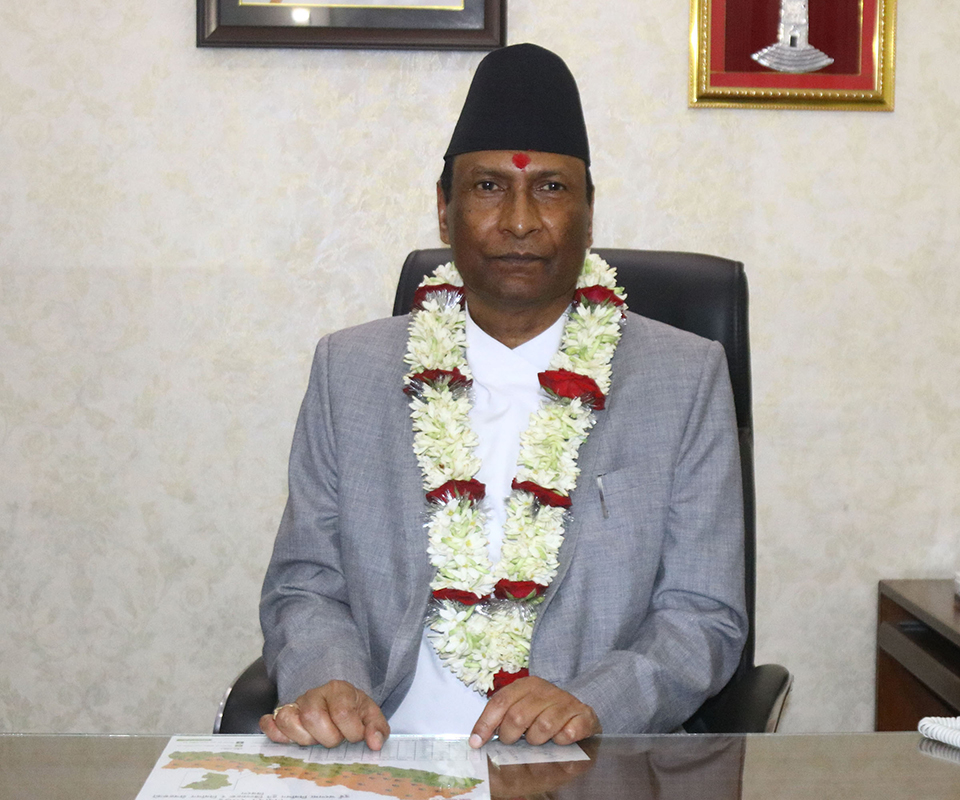 Newly appointed CJ assumes office