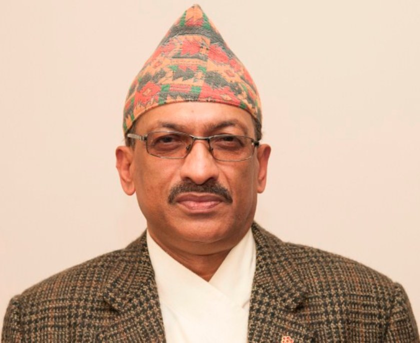 Nabin Ghimire recommended as CIAA chief