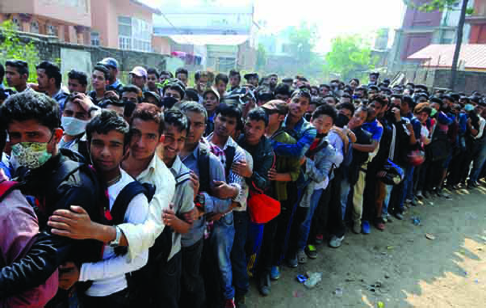 Sorrows of Nepali migrant workers