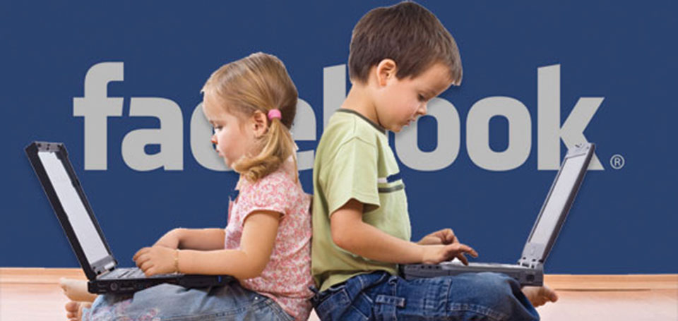 Save children from social media