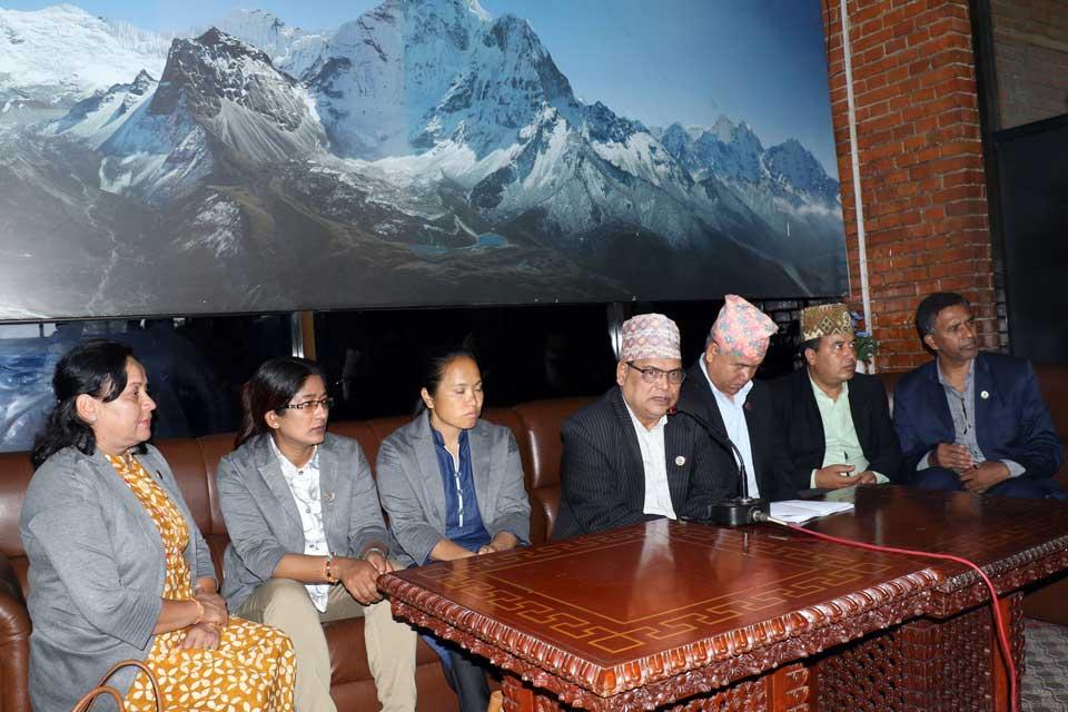 China visit fruitful: Speaker Mahara