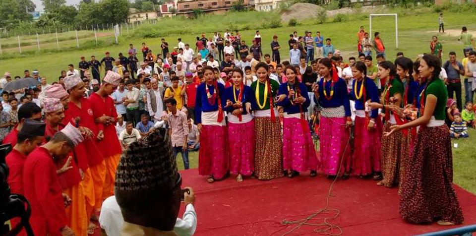 COVID-19 impact: Locals in Baitadi asked not to organize public gathering to celebrate Gaura, Teej festivals