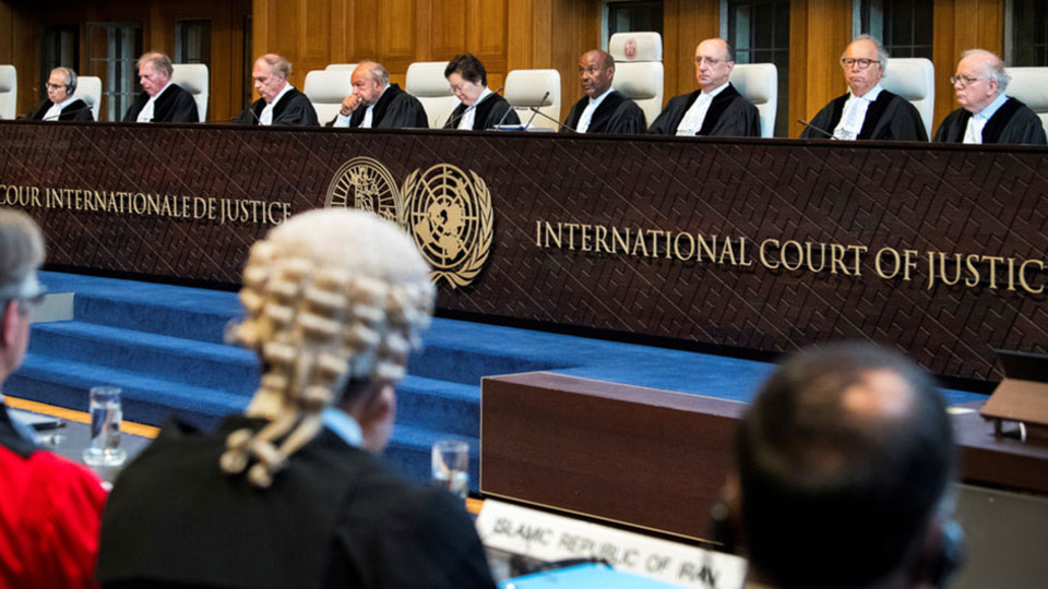 Palestine takes US to International Court of Justice over Jerusalem embassy move