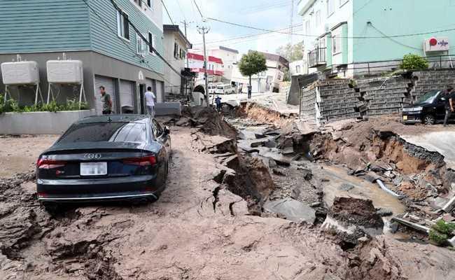 Japan quake toll up to 16, central Ecuador struck with 6.3 quake