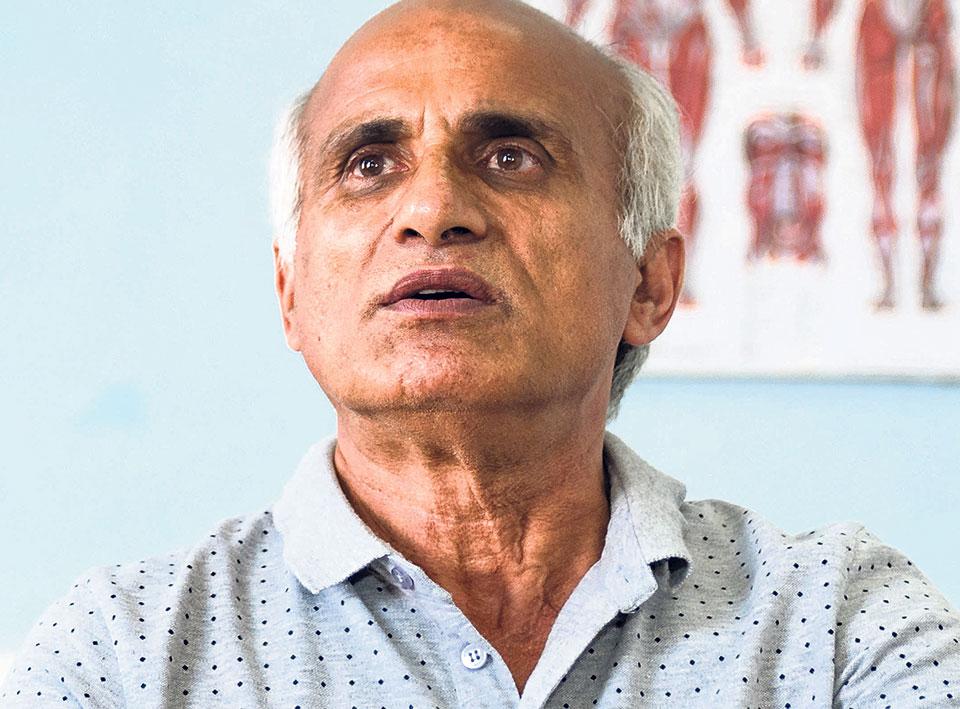 Dr KC demands resignation of education minister