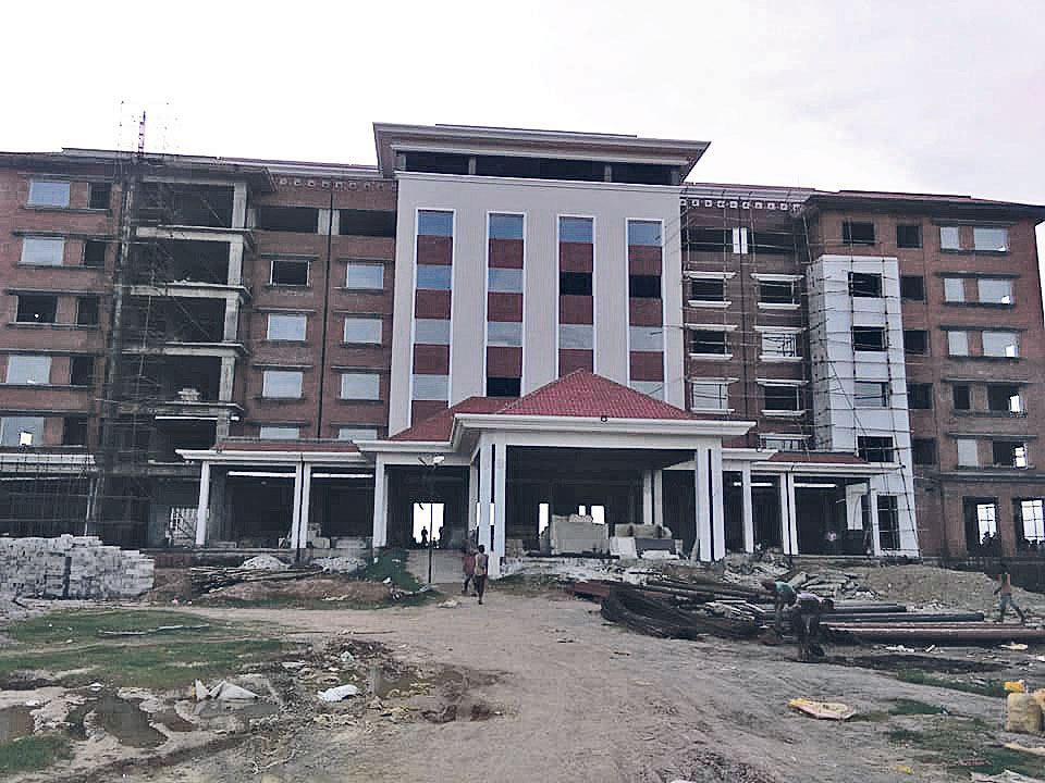 First 5-star hotel in Lumbini to start operation next month